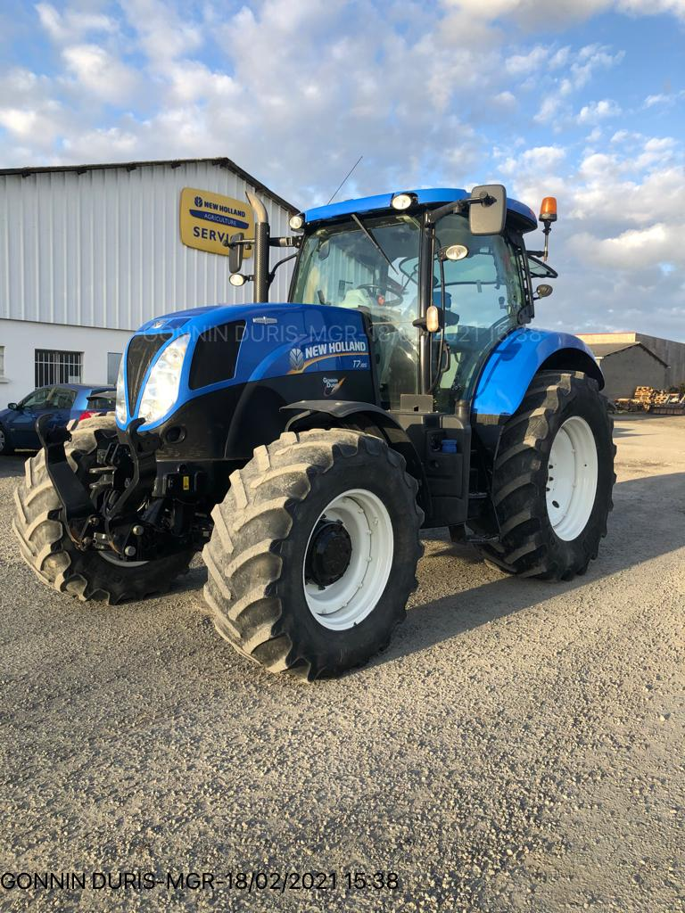 NEW-HOLLANDT7.185 AC