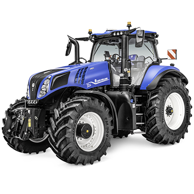 Tracteur agricole T8 New Holland