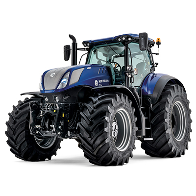 Tracteur agricole T7 New Holland