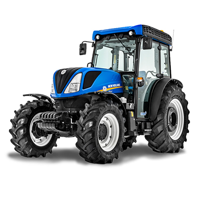 Tracteur agricole T4 New Holland