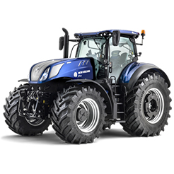 Tracteurs agricoles new holland Gonnin Duris