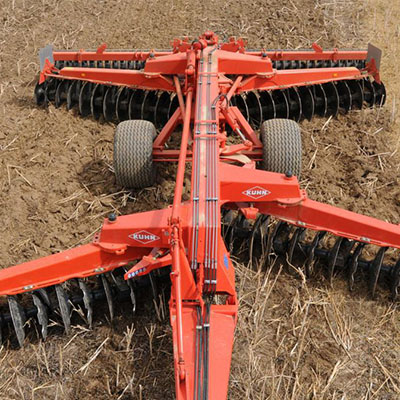 Cover Crop kuhn
